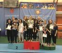 Спортивный фестиваль среди подростков Красносельского района