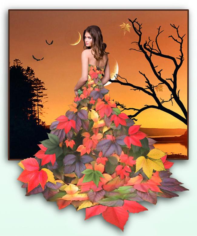 На Осенний Бал Костюм Фото - photo#21